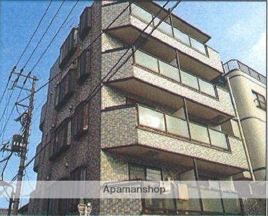 東京都足立区、志茂駅徒歩28分の築23年 5階建の賃貸マンション