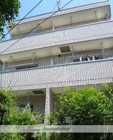 東京都北区、西ケ原駅徒歩2分の築23年 3階建の賃貸マンション