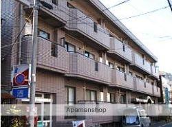東京都文京区、日暮里駅徒歩19分の築25年 3階建の賃貸マンション
