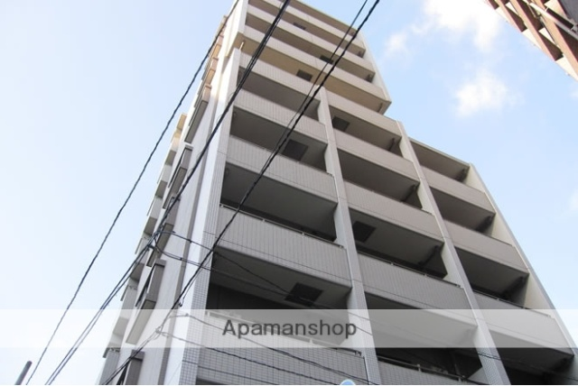 東京都北区、東十条駅徒歩13分の築9年 10階建の賃貸マンション