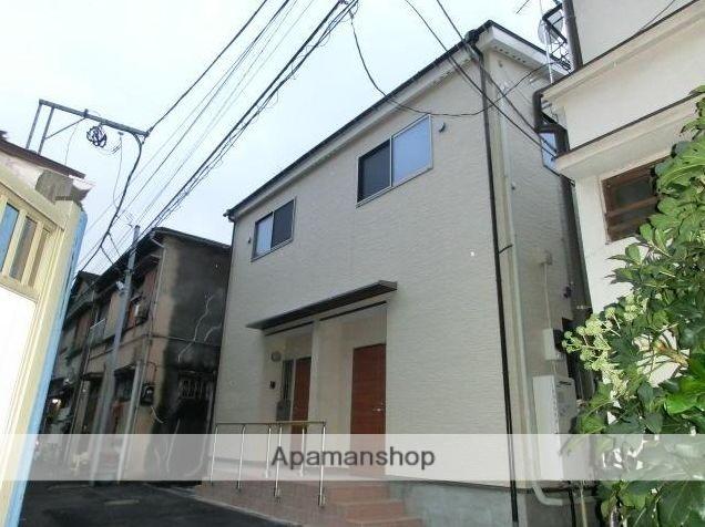 東京都北区、尾久駅徒歩8分の築3年 2階建の賃貸テラスハウス