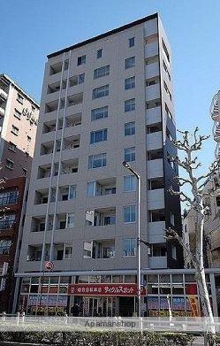 東京都北区、赤羽駅徒歩5分の築2年 10階建の賃貸マンション