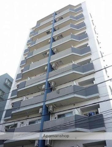 東京都板橋区、十条駅徒歩21分の築9年 10階建の賃貸マンション