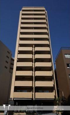 東京都荒川区、町屋駅徒歩13分の築8年 15階建の賃貸マンション