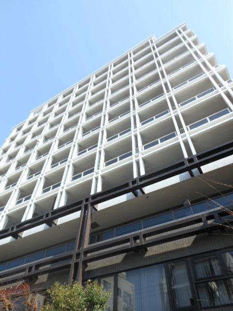 東京都板橋区、下板橋駅徒歩17分の築25年 12階建の賃貸マンション