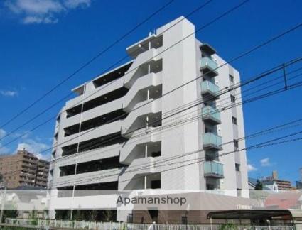 東京都板橋区、板橋駅徒歩3分の築2年 7階建の賃貸マンション