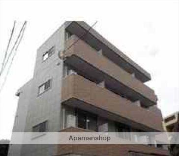東京都文京区、茗荷谷駅徒歩13分の築2年 3階建の賃貸アパート