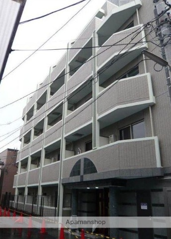 東京都板橋区、大山駅徒歩4分の築8年 5階建の賃貸マンション