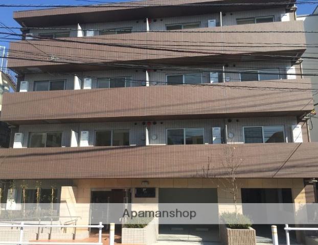 東京都板橋区、中板橋駅徒歩11分の築2年 4階建の賃貸マンション