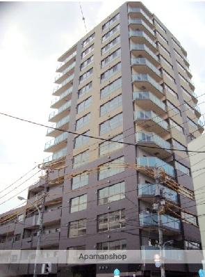 東京都文京区、大塚駅徒歩17分の築7年 14階建の賃貸マンション