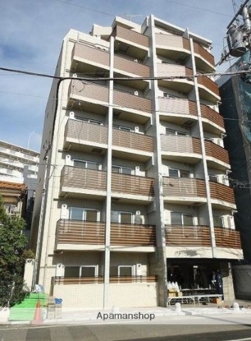 東京都板橋区、中板橋駅徒歩9分の築2年 7階建の賃貸マンション