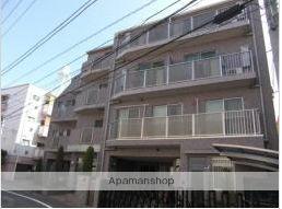 東京都北区、王子駅徒歩3分の築17年 4階建の賃貸マンション