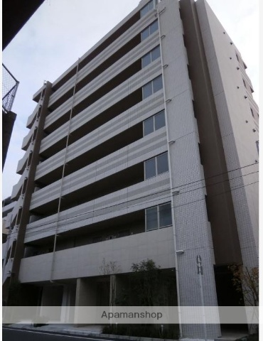 東京都荒川区、西日暮里駅徒歩22分の新築 8階建の賃貸マンション
