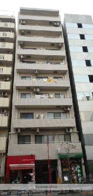 東京都文京区、千駄木駅徒歩13分の築27年 10階建の賃貸マンション