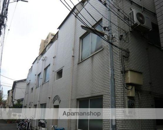 東京都板橋区、大山駅徒歩17分の築25年 3階建の賃貸マンション