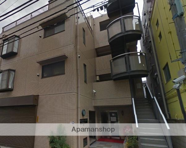 東京都板橋区、中板橋駅徒歩3分の築27年 4階建の賃貸マンション