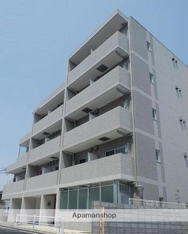 東京都板橋区、志村坂上駅徒歩14分の新築 5階建の賃貸マンション