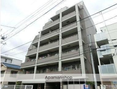 東京都板橋区、志村坂上駅徒歩12分の築10年 7階建の賃貸マンション