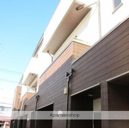 東京都板橋区、中板橋駅徒歩19分の築4年 3階建の賃貸アパート