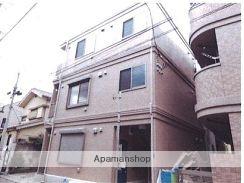 東京都荒川区、田端駅徒歩15分の新築 3階建の賃貸マンション