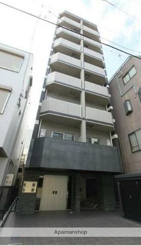 東京都台東区、南千住駅徒歩10分の築1年 8階建の賃貸マンション