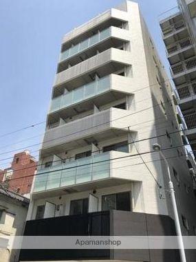 東京都台東区、三ノ輪駅徒歩11分の新築 8階建の賃貸マンション