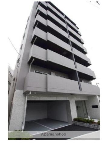 東京都北区、王子駅徒歩9分の新築 7階建の賃貸マンション