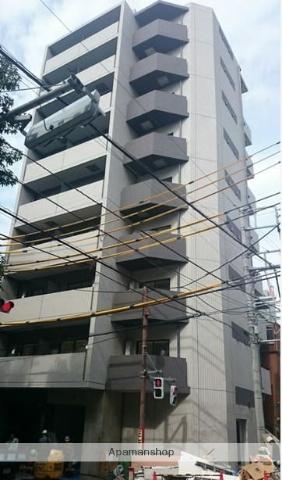 東京都板橋区、板橋駅徒歩4分の新築 9階建の賃貸マンション
