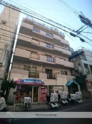 東京都北区、十条駅徒歩9分の築28年 6階建の賃貸マンション