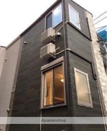 東京都板橋区、蓮根駅徒歩13分の新築 2階建の賃貸アパート