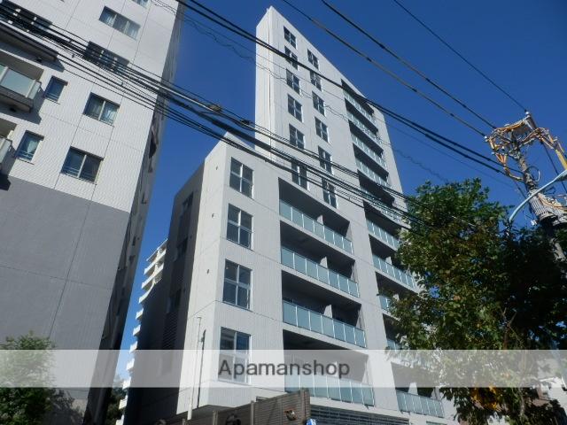 東京都北区、駒込駅徒歩7分の新築 11階建の賃貸マンション