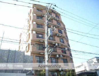 東京都板橋区、下板橋駅徒歩13分の築26年 8階建の賃貸マンション