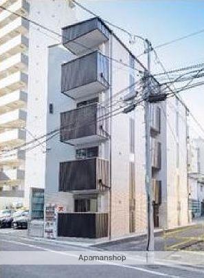 東京都台東区、鶯谷駅徒歩7分の新築 4階建の賃貸マンション