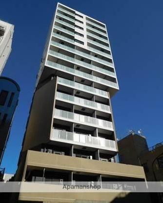 東京都文京区、御茶ノ水駅徒歩15分の新築 15階建の賃貸マンション