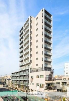東京都板橋区、板橋本町駅徒歩14分の新築 13階建の賃貸マンション