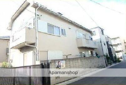 東京都北区、駒込駅徒歩12分の築29年 2階建の賃貸アパート