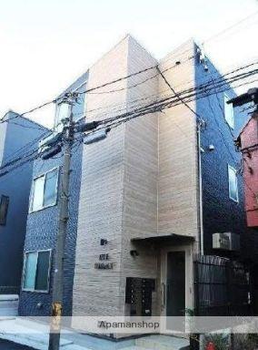 東京都板橋区、本蓮沼駅徒歩10分の新築 3階建の賃貸マンション