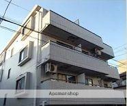 東京都板橋区、大山駅徒歩13分の築33年 4階建の賃貸マンション