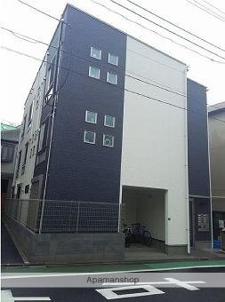 東京都板橋区、大山駅徒歩11分の築1年 3階建の賃貸アパート