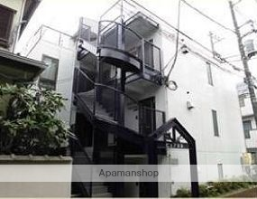 東京都板橋区、中板橋駅徒歩12分の築29年 4階建の賃貸マンション