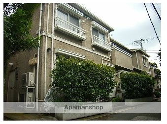 東京都文京区、後楽園駅徒歩9分の築27年 2階建の賃貸アパート