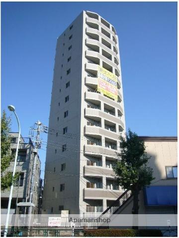 東京都北区、王子駅徒歩7分の築7年 13階建の賃貸マンション