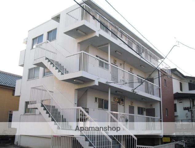 東京都練馬区、江古田駅徒歩8分の築46年 3階建の賃貸マンション