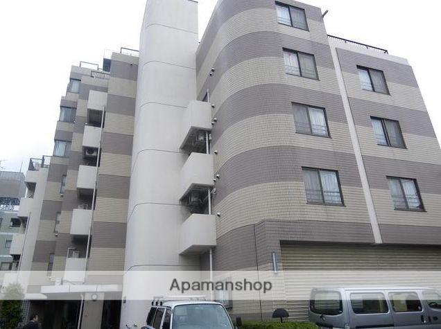東京都北区、田端駅徒歩7分の築27年 7階建の賃貸マンション