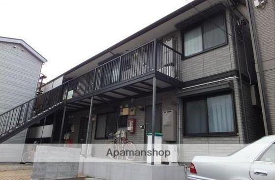 東京都北区、東十条駅徒歩27分の築19年 2階建の賃貸アパート