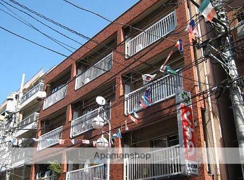 東京都北区、田端駅徒歩4分の築38年 4階建の賃貸マンション