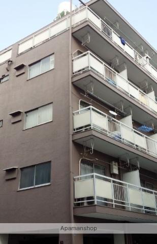 東京都北区、駒込駅徒歩16分の築46年 5階建の賃貸マンション