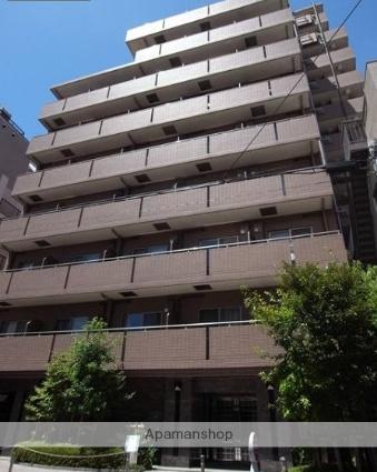 東京都新宿区、飯田橋駅徒歩6分の築15年 12階建の賃貸マンション