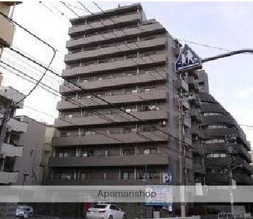 東京都北区、巣鴨駅徒歩17分の築22年 11階建の賃貸マンション
