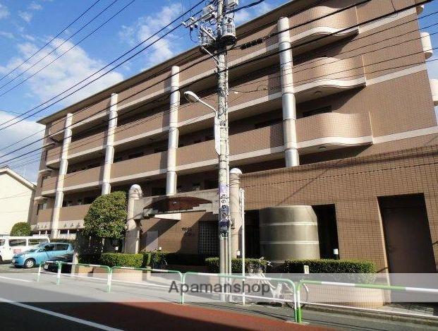 東京都豊島区、大塚駅徒歩7分の築19年 5階建の賃貸マンション